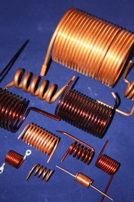 Wire and Tube Coiling