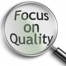 HBR focuses on Quality