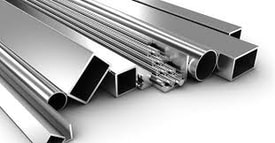 Raw Stainless Steel Tube