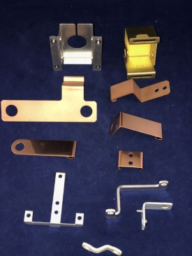 Brass and other materials